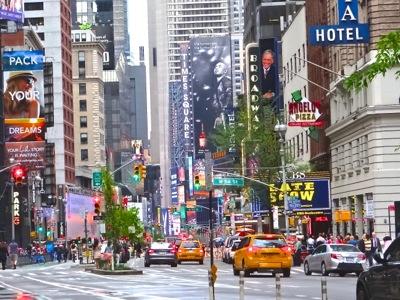New York City Midtown Hungarian Tour